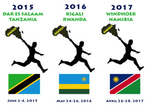 Torch Namibia Rwanda Tanzania