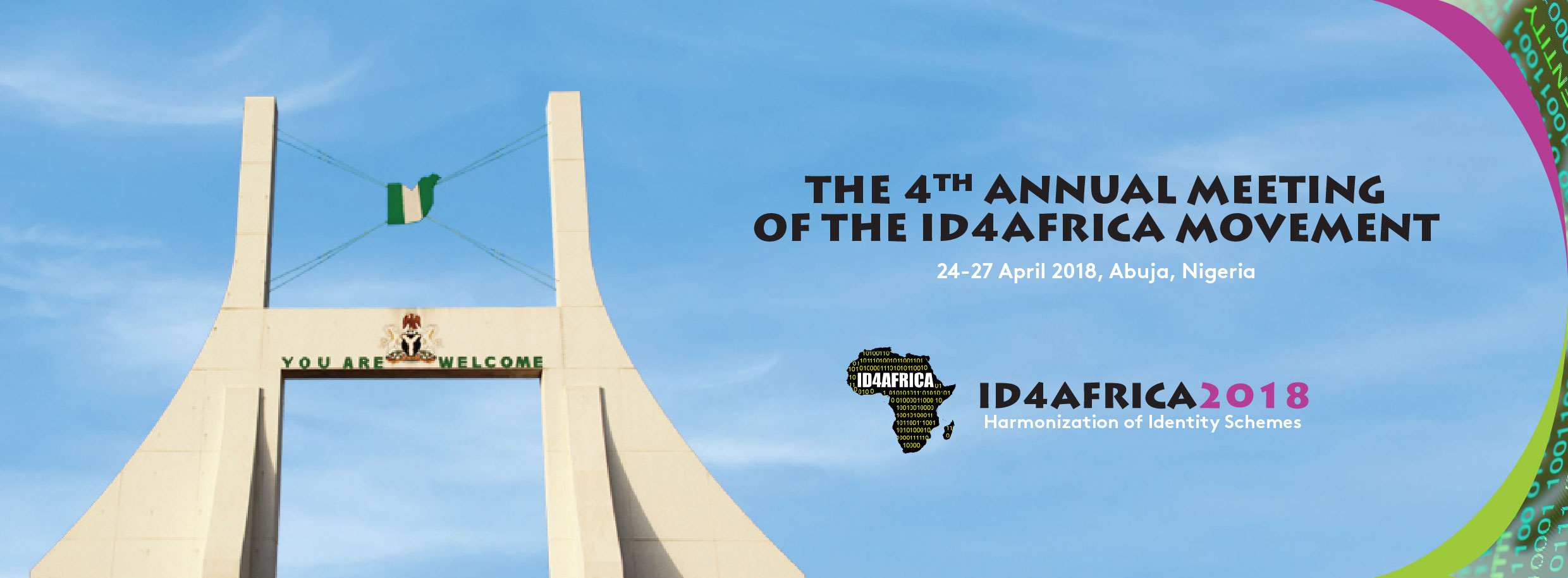 ID4Africa 2018 Nigeria Conference Identity